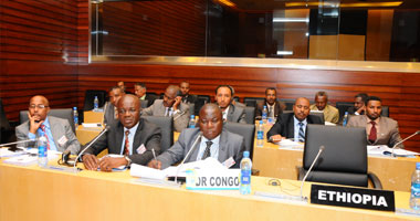 27th Council of Bureaux-Addis Ababa